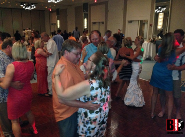 Hilton Sandestin Wedding DJ