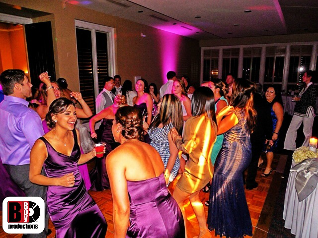 Sandestin Wedding DJ Dance Crowd B-Boy Productions