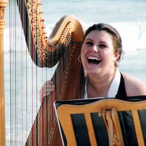 Erin Hagans<br />Harpist