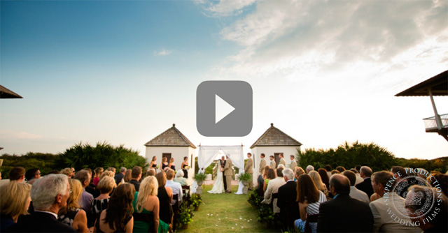 Jenny and Jesse | A Rosemary Beach Wedding Film