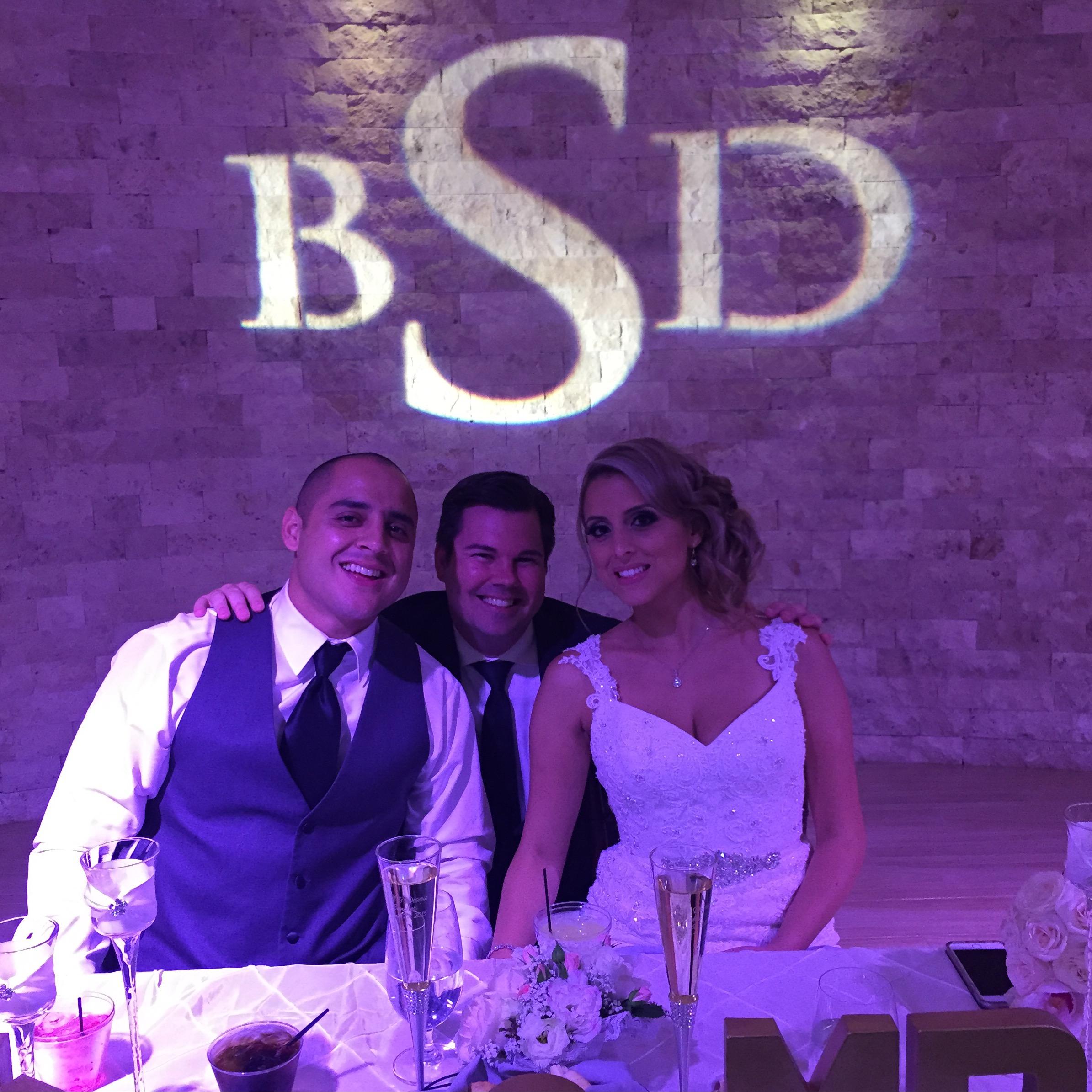 DJ Brian B CA Wedding DJ