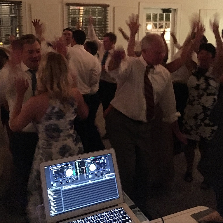 Rosemary Beach Wedding DJ