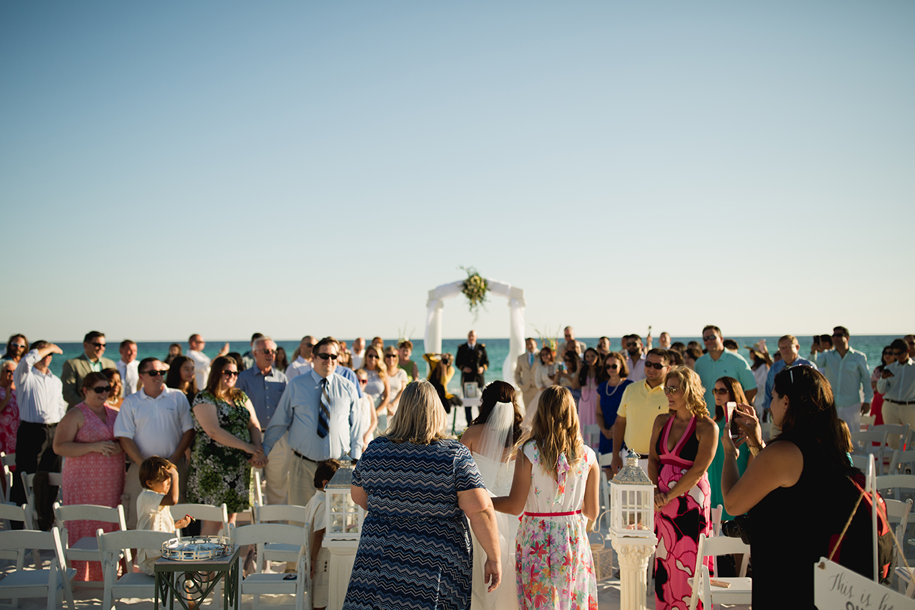 Destin Beach House Wedding