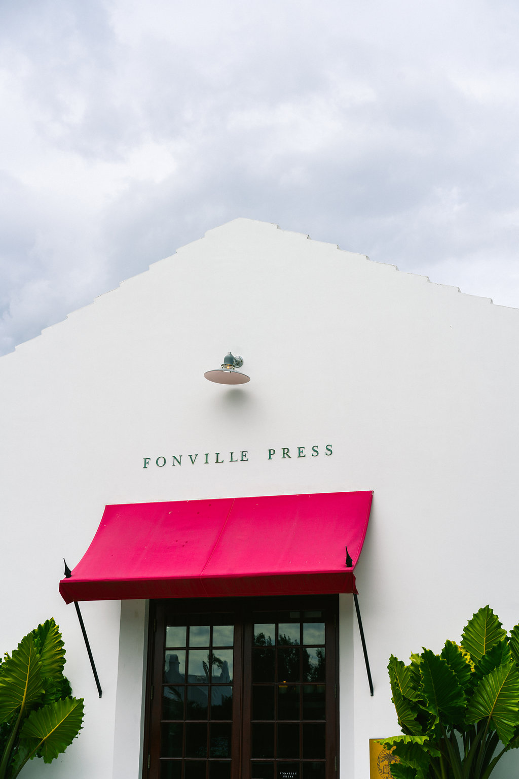Fonville Press Wedding