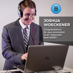 DJ Josh Woeckener