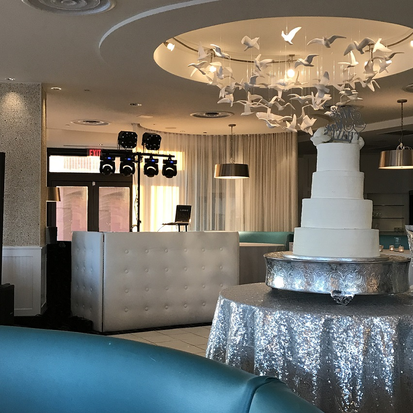 Emerald Grande Harborview Room Wedding