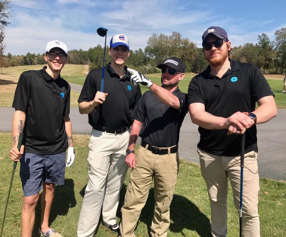 ECAC Golf Tourney #bboygivesback