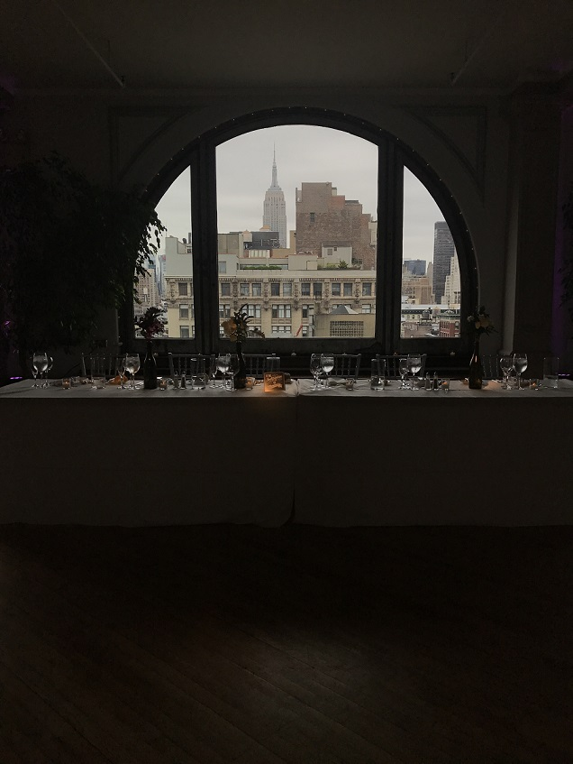Wedding at Manhattan Penthouse on Fifth Avenue