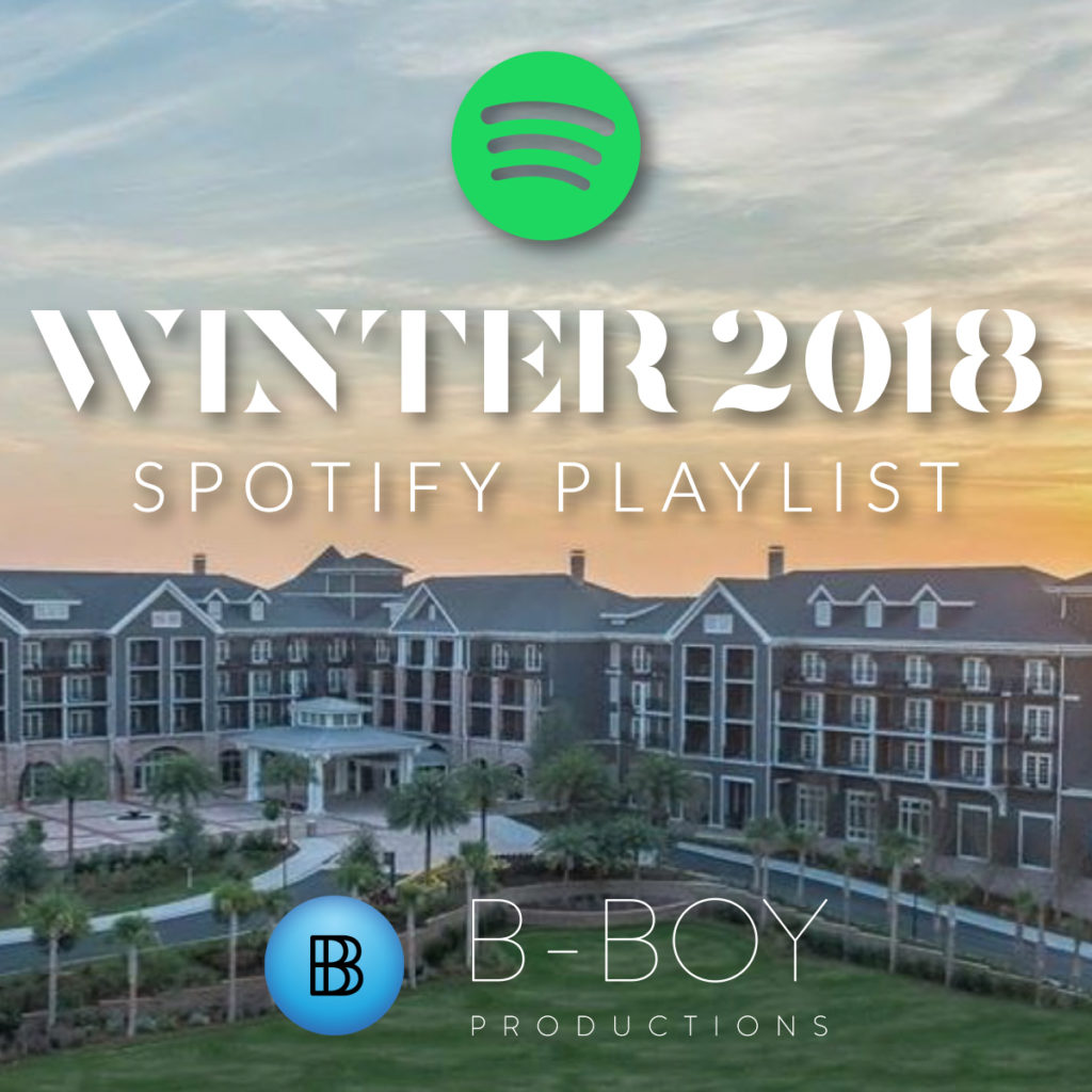 Best Winter 2018 Spotify Playlist