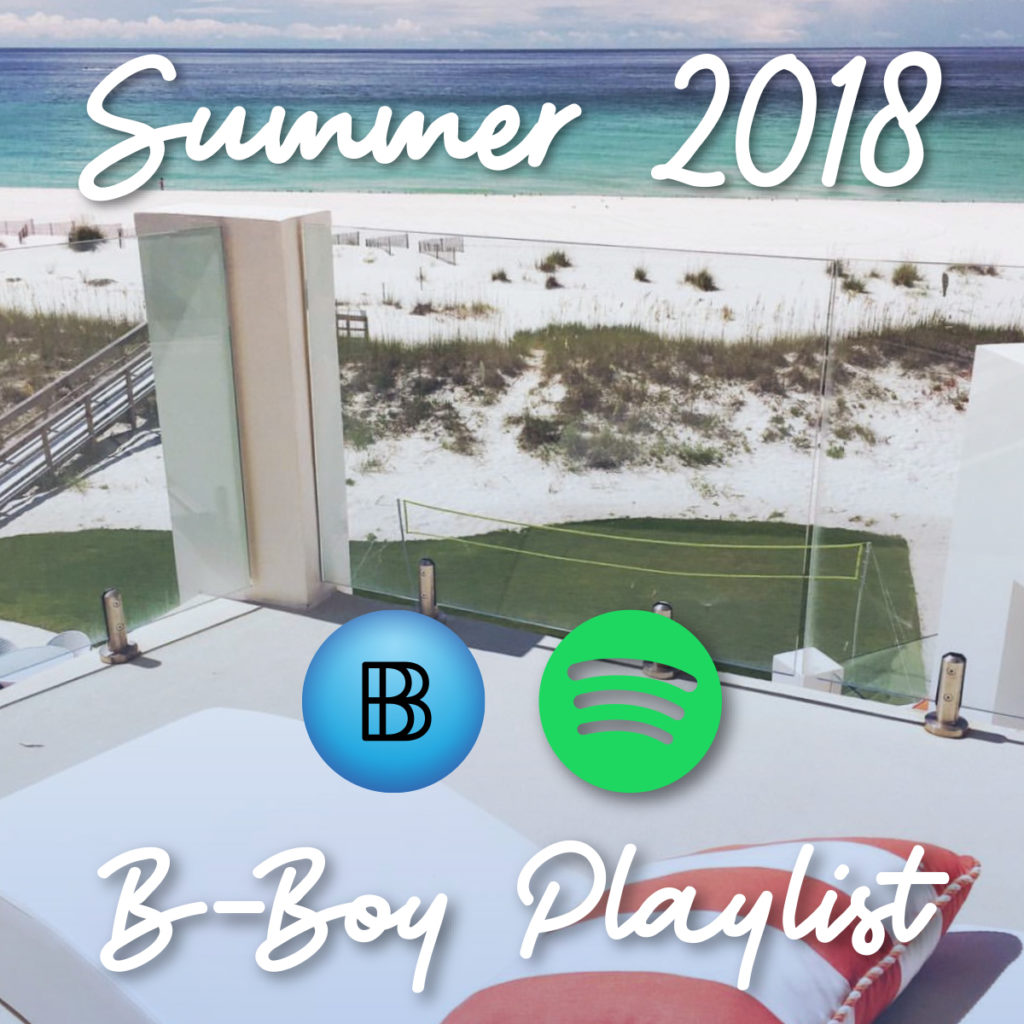 Best Summer 2018 Spotify Playlist
