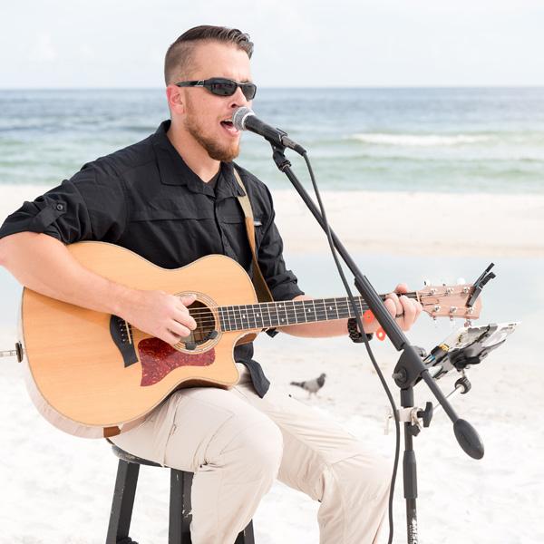 Dan Austin<br />Guitarist/Vocalist