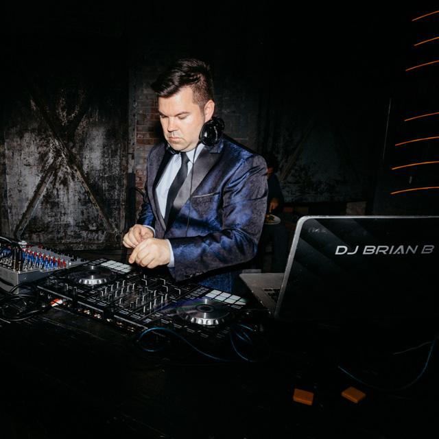 Brian Buonassissi<br />DJ/MC