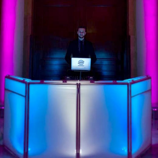Charles Egstad<br />DJ/MC