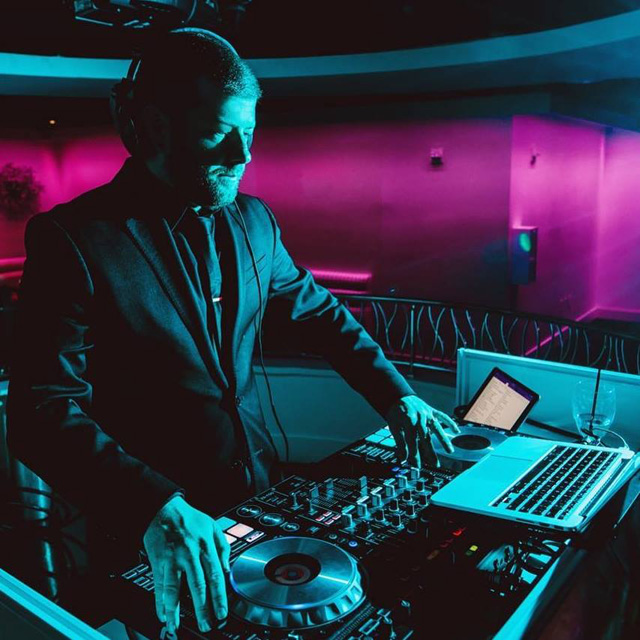 Drew Pierce<br />DJ/MC