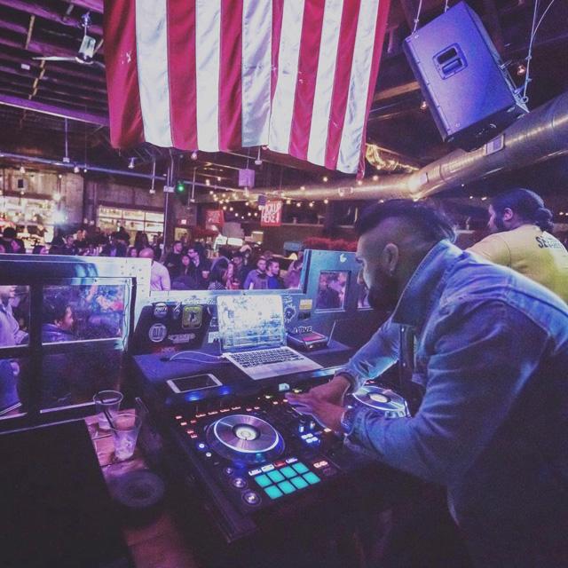 Jordan Marshall<br />DJ/MC