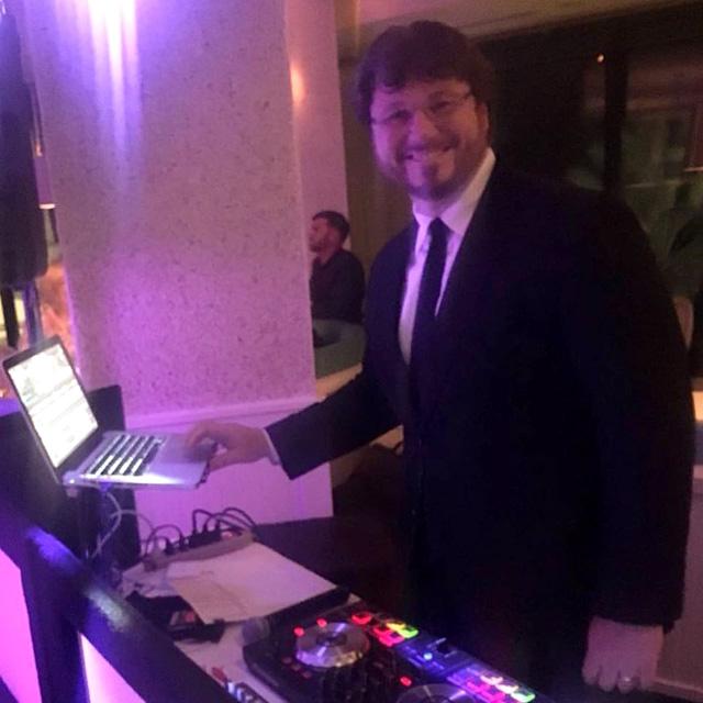 Josh Bausch<br />DJ/MC