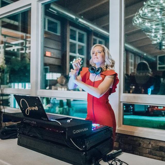 June Deuell<br />DJ/MC